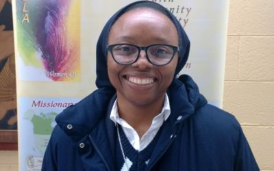 Sr Mary Usifoh OLA shares her story with Vocations Ireland