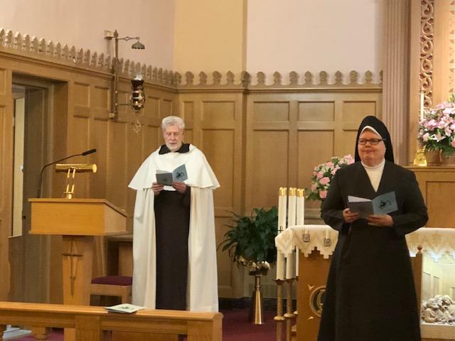 New Postulants Enter Carmel