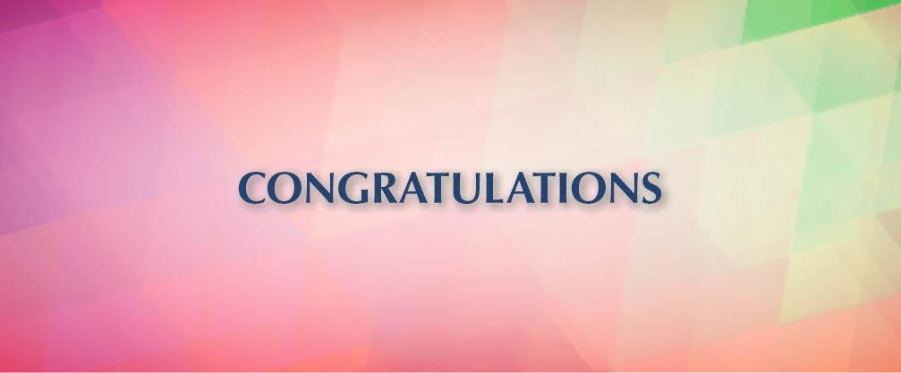 Marie Hearty - Congratulations - Vocations Ireland