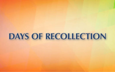 Day of Recollection