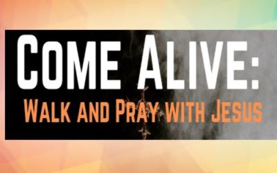 Walk and Pray with Jesus for Vocations