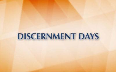 Vocation Discernment Day