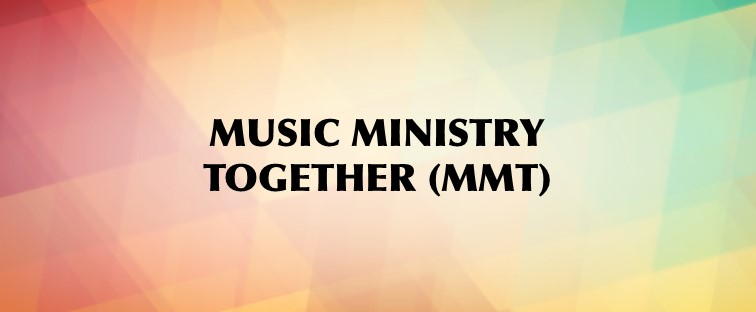 Be Christ For Others – Music Ministry