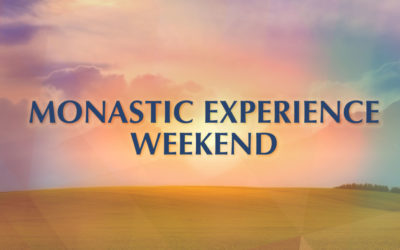 Monastic Experience Weekend at Glencairn