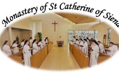 Monastery of St Catherine of Siena   New Website