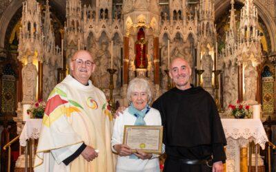 Celebration of Solemn Vows – Br Stephen OSA